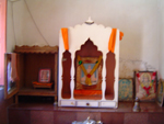 Temple where Shri Shraddhanathji Maharaj did prayers for 12 years